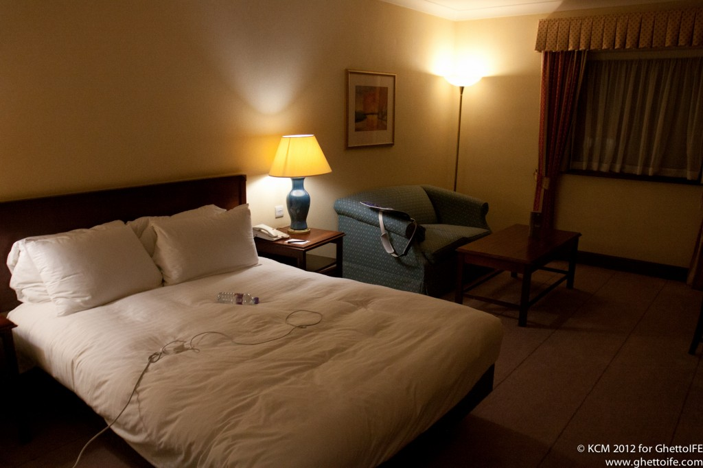 Quick Hotel Report Hilton East Midlands Airport  Economy Class  Beyond