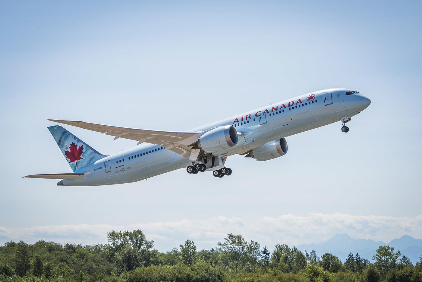 Canada Air Lax Terminal
