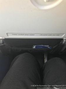 BA776 - London Heathrow to Stockholm - Club Europe