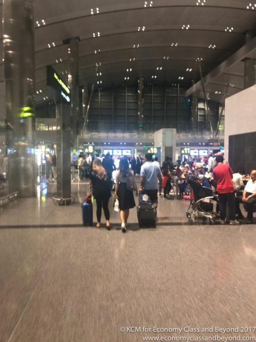 Doha Transit