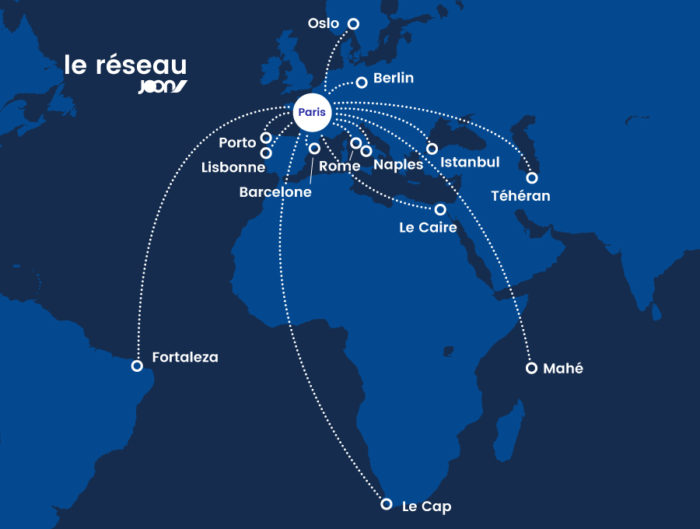 Joon Network Map