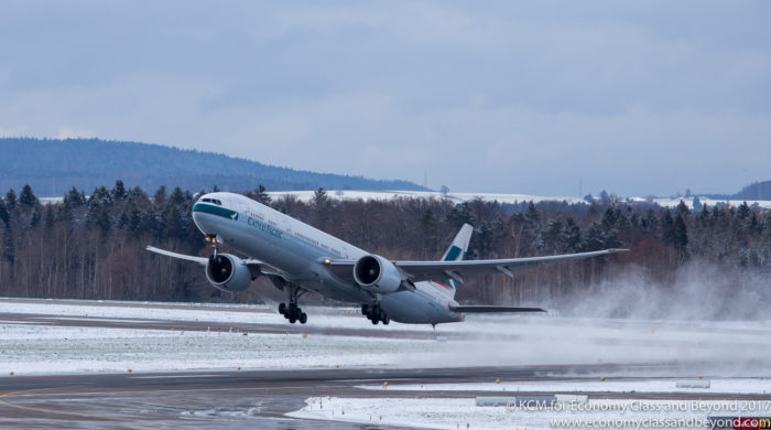 Cathay Pacfic Boeing 777-300ER