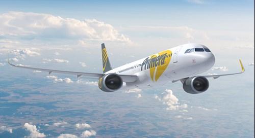 Primeria Air A321LR - Image, AerCap