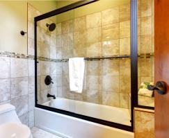 Shower Enclosures - Sliding Door