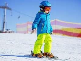 lyžiarske poukazy