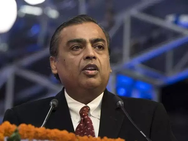 Despite the nearly 6% rally, this is only the fourth best week for Reliance Industries' shares this year