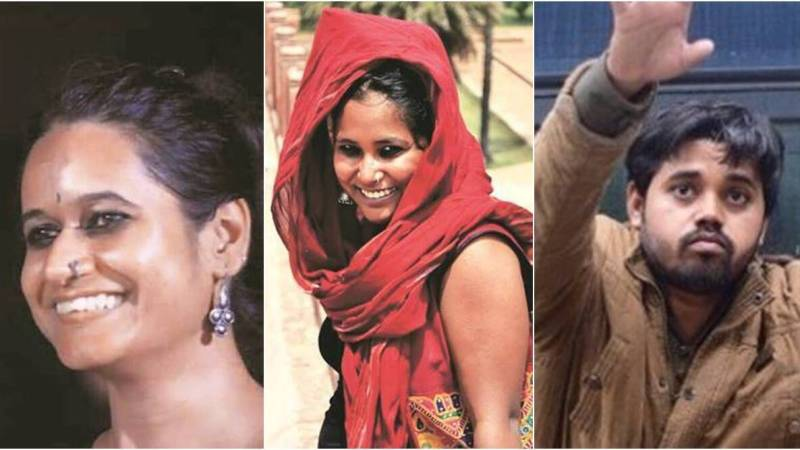 Delhi Police approaches SC against bail to three student-activists in UAPA case