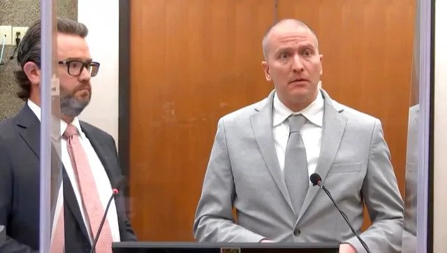 Derek Chauvin, ex-US police officer who killed George Floyd, sentenced to 22 1/2 years in prison