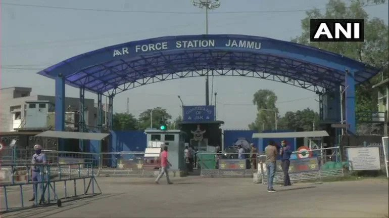 BSF personnel opens fire at drone near International Border in Jammu