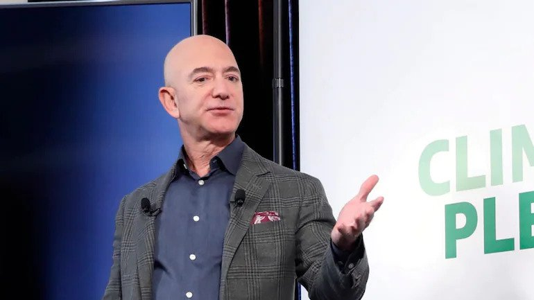Set to exit Amazon, what's next for Jeff Bezos? His Instagram gives a clue