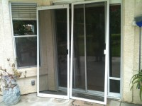 Sliding Patio Screen Doors | Screen Door and Window Screen ...
