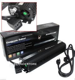 lot two 1000w mh hps hydroponic digital ballast 1000 750 600 watt 120v 220v hid econosuperstore [ 1200 x 1240 Pixel ]