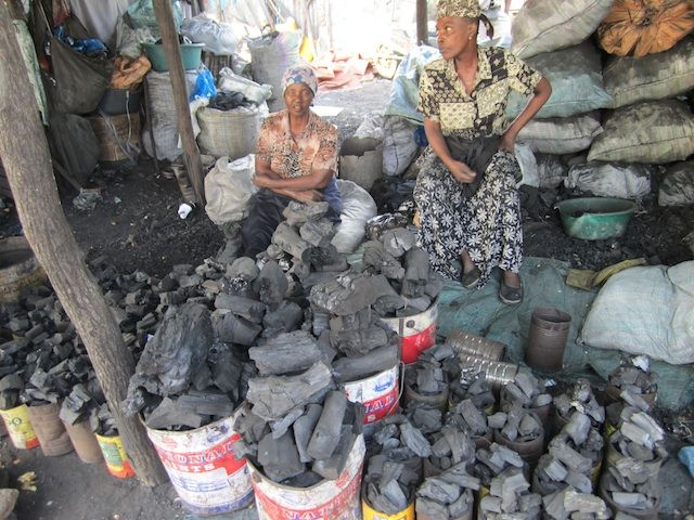 coal_sales in Africa