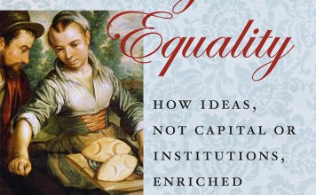 Bourgeois Equality Cover