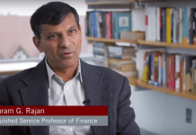 Professor Raghuram Rajan - Chicago Booth