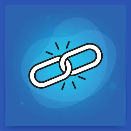 Illustration of a link