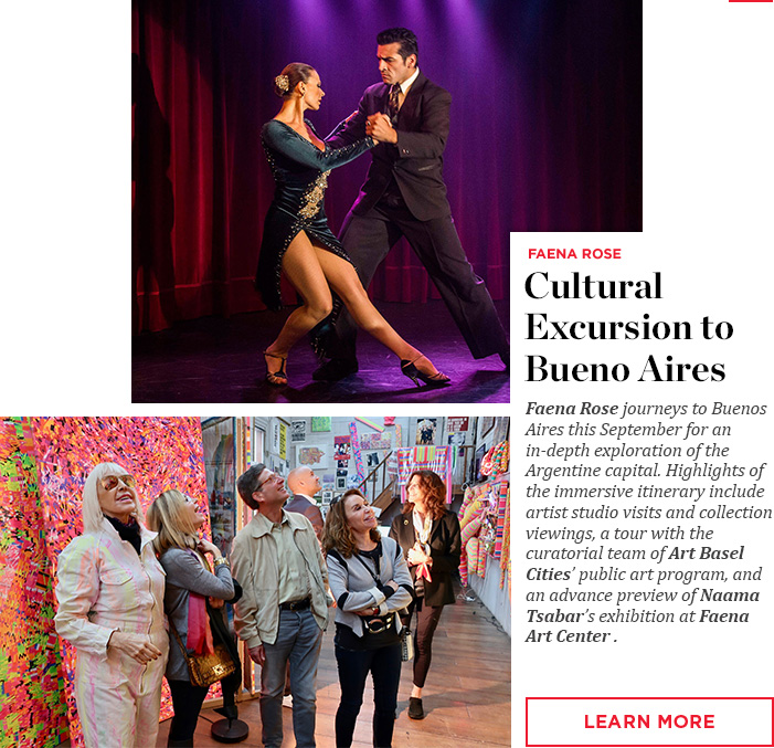 Cultural Excursion to Bueno Aires - Learn More