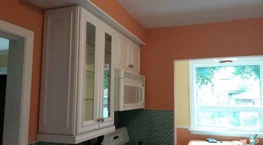 Cost Of Kitchen And Cabinets Painting