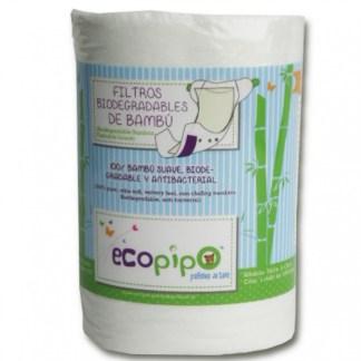 Filtros de bambú Ecopipo