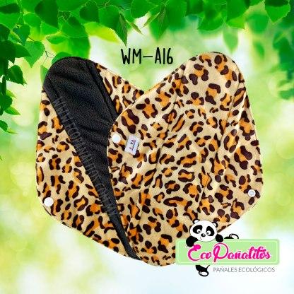 toalla femenina ecológica wm-a16 alva