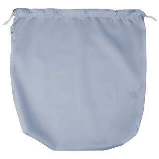 bolsa impermeable grande gris ecopipo