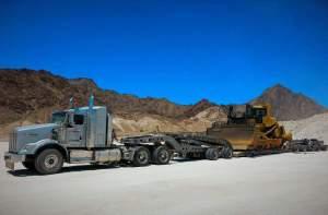 ecology heavy haul oversize unique loads