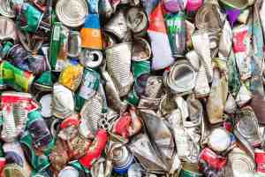 aluminum can recycling in lake arrowhead