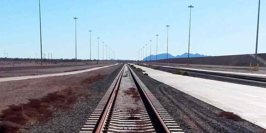 Ecology Operates over 2 Miles of Rail for Transloading
