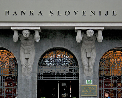 bank slovenia
