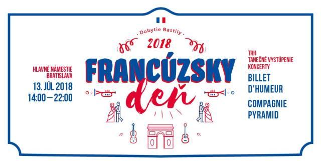 Francúzsky Deň 2018 à Bratislava