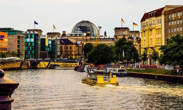 Les Berlinois cherchent de la fraîcheur