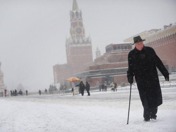 Les russes ne sont pas satisfait de la réforme sur les retraites, l'espérance de vie des hommes peut justifier les complaintes