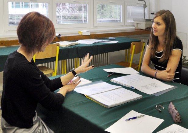 Les écoles ne trouvent plus d'enseignants, en Slovaquie