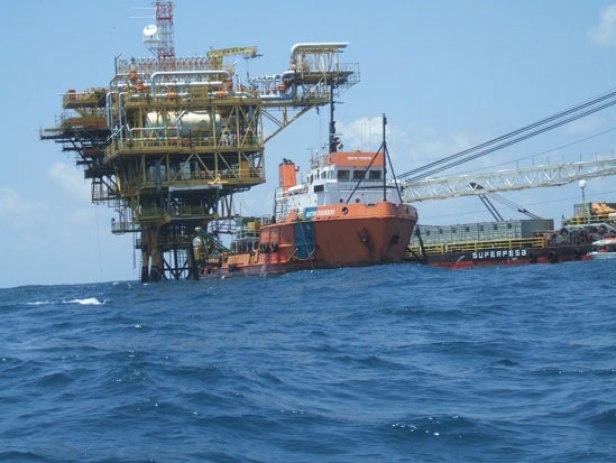 Le parlement roumain a adopté une législation pour réglementer l'exploitation du gaz en mer Noire
