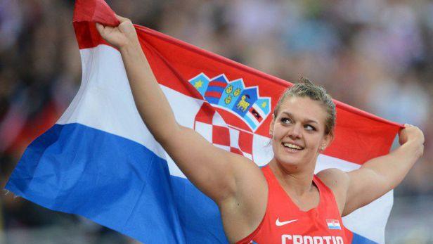 Le Croate est maintenant la première personne à remporter cinq médailles d'or consécutives aux Championnats d'Europe.