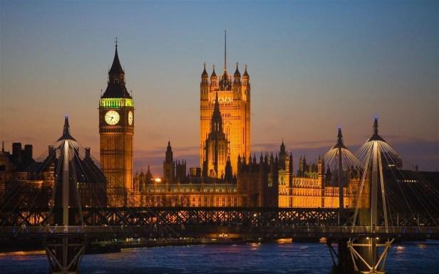 Londres cache bien des secrets