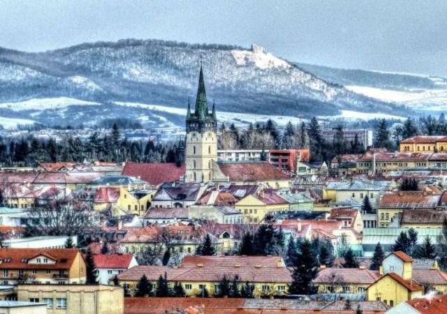 La ville de Prešov