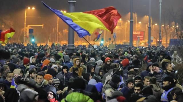 La police de Bucarest a interrogé 19 personnes sur les violences de vendredi soir.