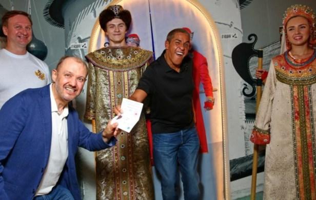 Samy Naceri célèbre pour la série Taxi
