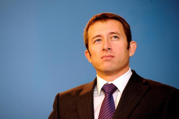 Tomáš Holub, chef du département monétaire de la banque centrale