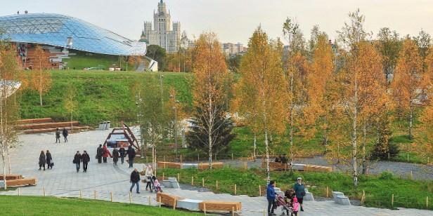 Le département de la sécurité régionale de la mairie de Moscou a promis de déployer des gardes de sécurité supplémentaires dans le parc de Zaryadye.