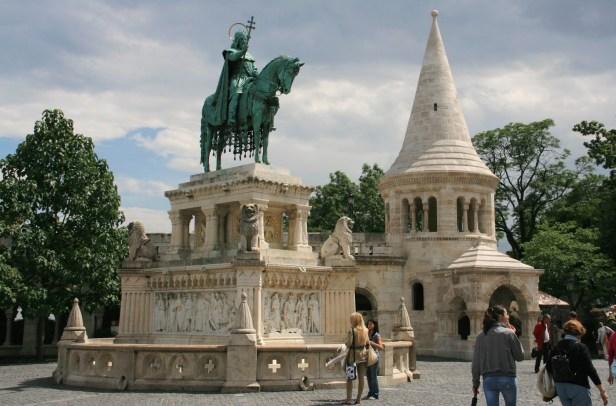 L'année dernière, 227 000 touristes chinois sont arrivés en Hongrie, soit 34% de plus qu'un an auparavant.