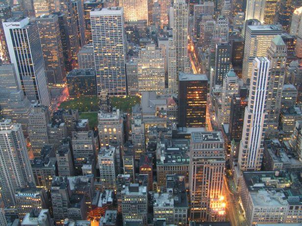 Argent et coûts à New York