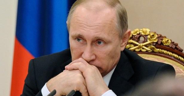 Putin worried - NATO
