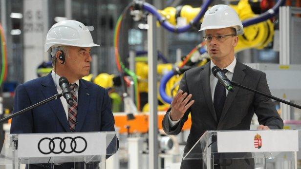 BMW et le gouvernement concluent un accord sur une subvention d'investissement pour une usine d'un milliard d'euros