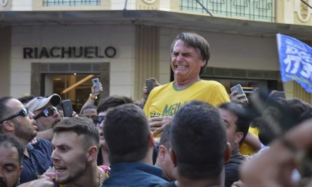 Le président élu, Jair Bolsonaro Source: Pixabay