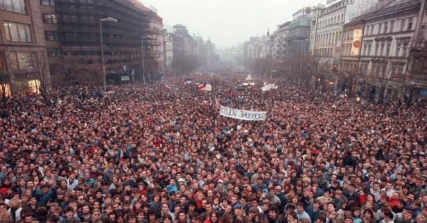 Prague 1989