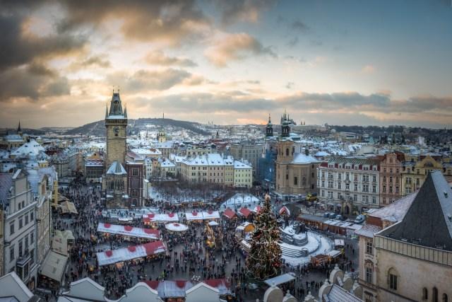 Selon Bisnode, environ une entreprise de ce type sur quatre est enregistrée à Prague, où elles sont statistiquement moins susceptibles d'être auditées.
