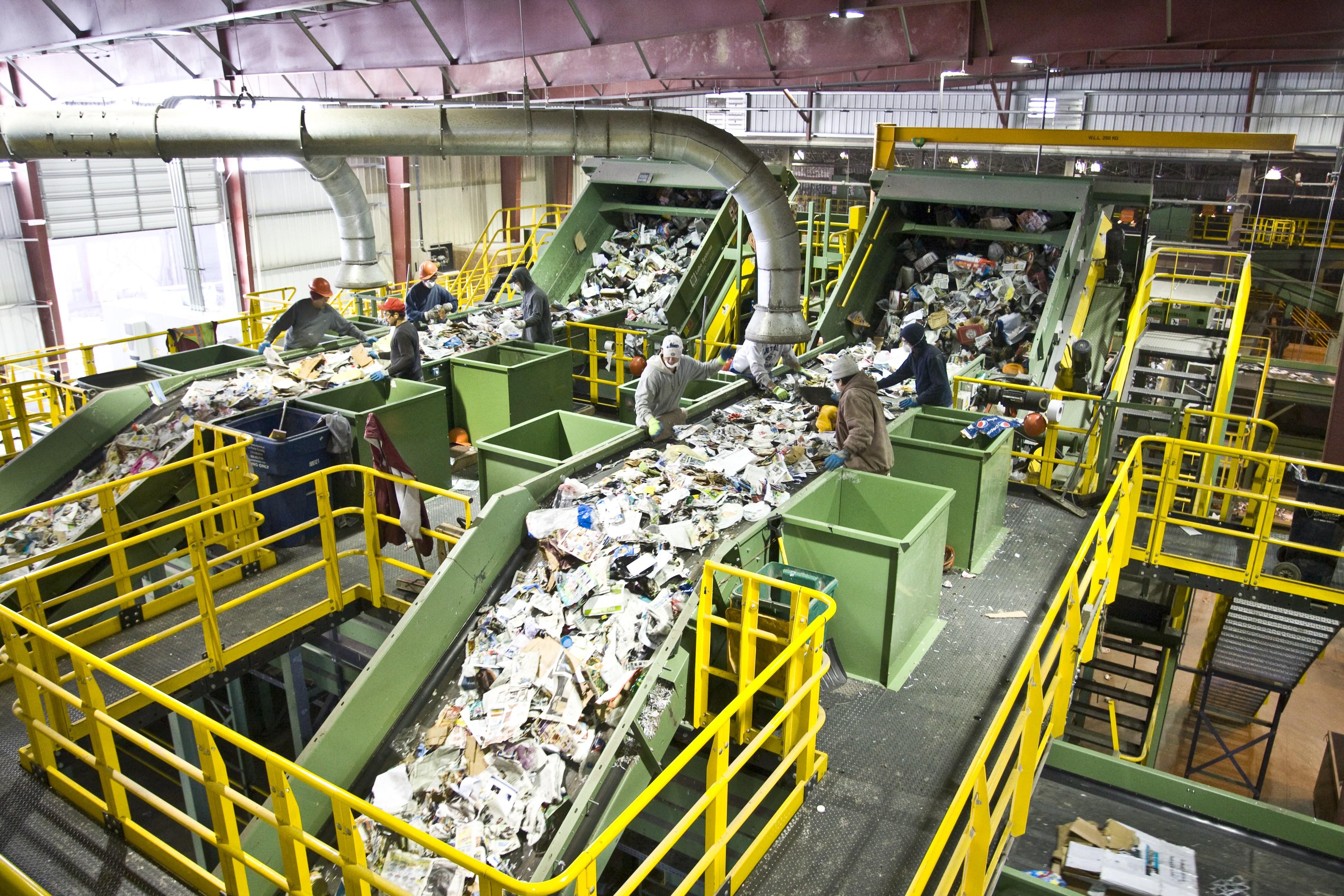 Slovaquie : comment faire face aux déchets