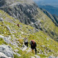 La randonnée en Slovénie